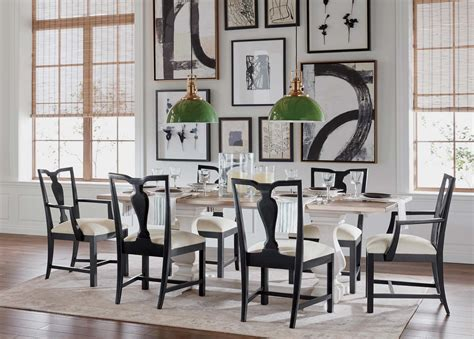 opposites attract attention dining room ethan allen ethan allen