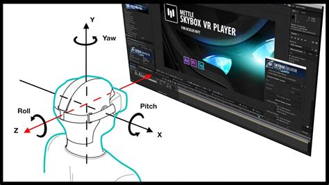 Vr Player Skybox Vr Player Mettle