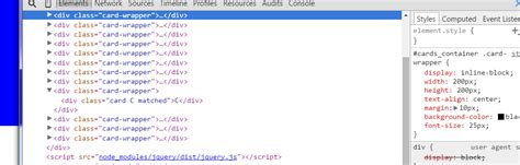div display block div with display block causes the inline block parent t