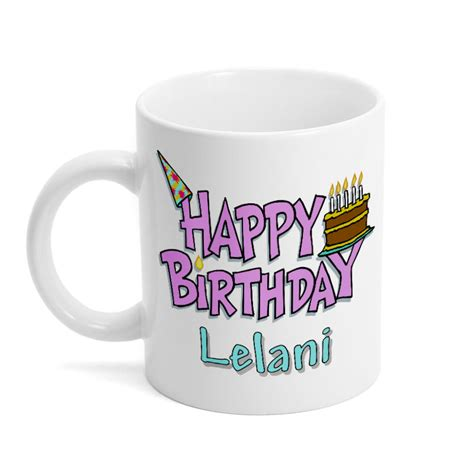 mug design happy birthday personalized happy birthday mug