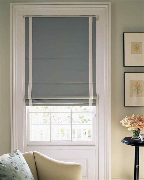Martha Stewart Blinds 11 modern window treatments for the but unstuffy