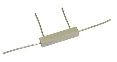 resistor applications power resistor applications