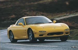 mazda rx7 top speed mph mazda rx7 turbo 1992 performance figures specs and