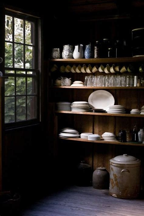 Rustic Kitchen Pantry by Rustic Kitchen Pantry Via Collectibles