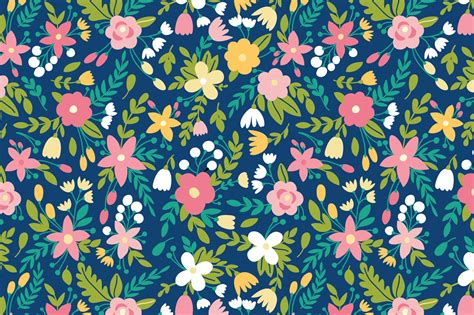 old pattern ai floral pattern patterns on creative market
