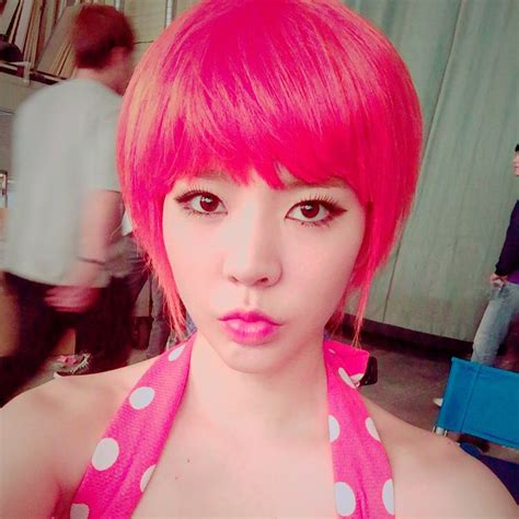 snsd sunny new hair 2015 sunny starts latest instagram account and opens new