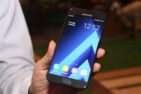 Handphone Samsung Galaxy A Series samsung announces new galaxy a series 2017 smartphones in malaysia hardwarezone my