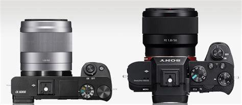 Lensa Sony Fe 50mm pilih mana lensa sony e 50mm f 1 8 oss atau fe 50mm f 1 8