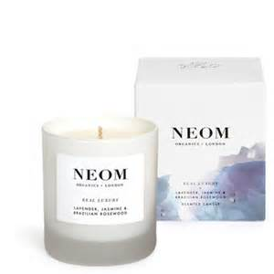 neom comforting candle neom organics real luxury standard scented candle free