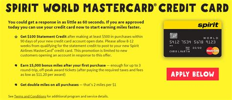 Spirit Airlines Gift Card - how to get the secret spirit airlines mastercard 15k 100 offer