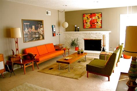 Desert Home Decor 10 Best 50s Living Room Images On Interiors Retro Room And 1950s Home