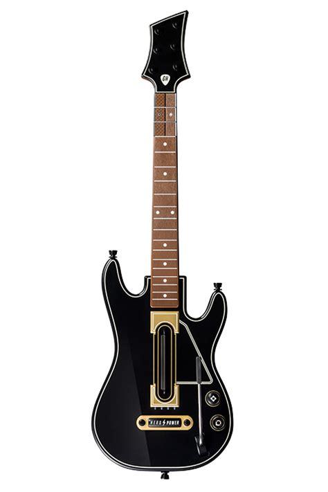Gamepad Avan Getar Transparan Single guitar live review polygon
