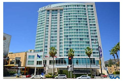 best hotel deals hollywood ca