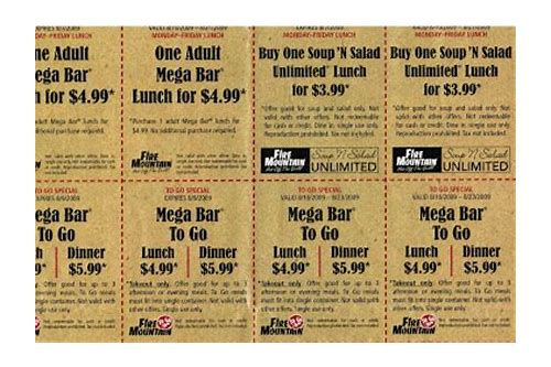 fire mountain coupons printable