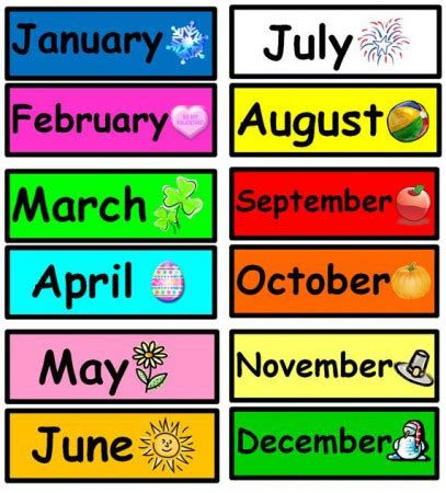 quot months of the year quot a starfall months of the year quotes like success progr