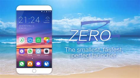 fast launcher for android zero launcher small fast android apps on play