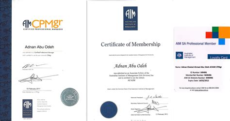 Australian Institute Of Business Mba Linkedin by Awesome Collection Of Cfc Certification Business Cards