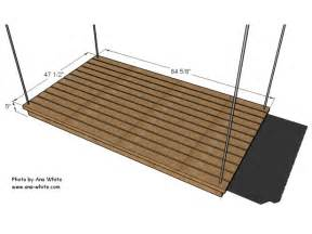 Diy Daybed Porch Swing Plans Easy Diy Hanging Daybed Outdoor Spaces Patio Ideas