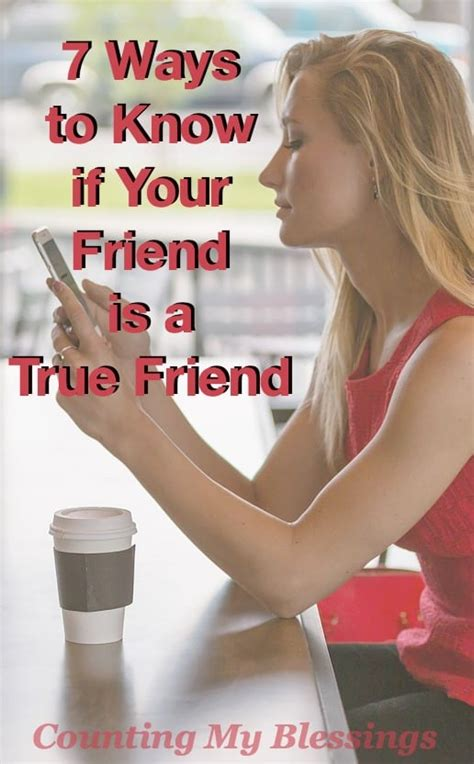 12 Ways To Tell If Its True by 7 Ways To If Your Friend Is A True Friend Counting