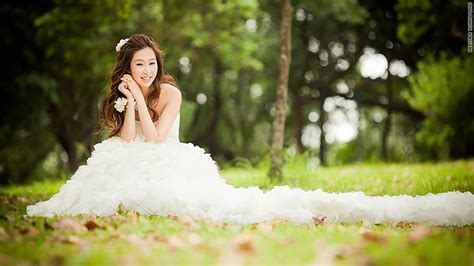 Bridal Photos by Wedding Photography A Glamorous In Taiwan