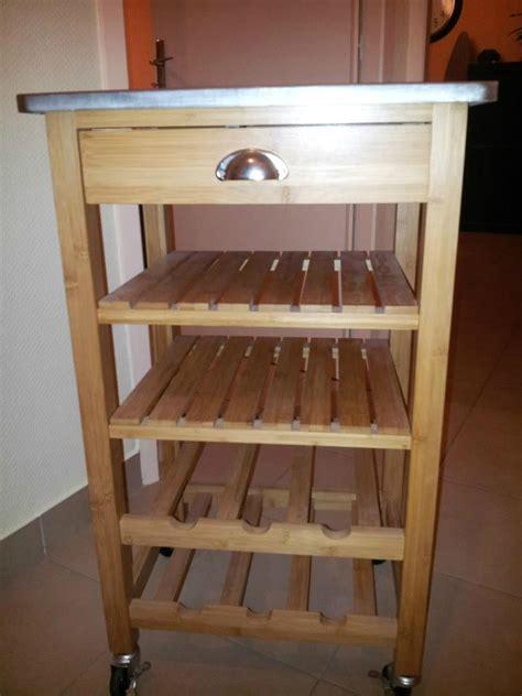 petit mobilier de cuisine petit meuble d appoint pour cuisine d 233 coration