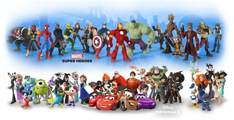 disney junior infinity disney infinity 2 0 les marvel heroes d 233 barquent