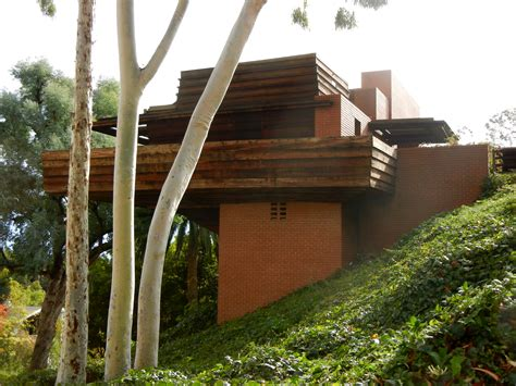 frank lloyd wright george sturges house usonian house sturges house los angeles love affair