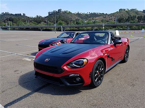 drive review 2017 fiat 124 spider 95 octane