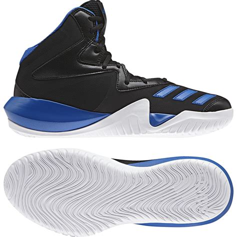 adidas shoes for basketball adidas team 2017 basketball shoes bb8253 niebiesko