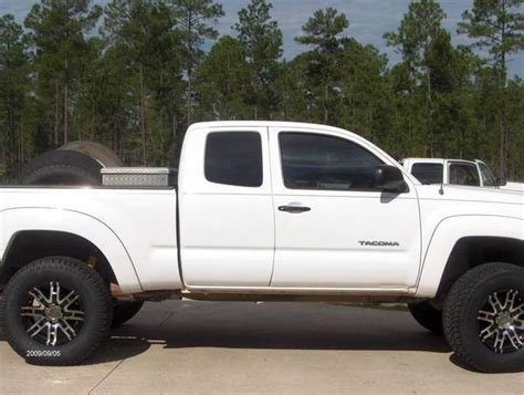 Toyota Tacoma 4 Inch Lift Kit The Best Lift Kit Taco 4x4 Tacoma World