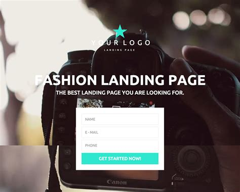 one page landing page template 21 landing page website templates free premium
