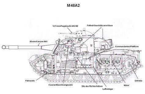 48 Ps Motorr Der Km H by M48 Patton Ii