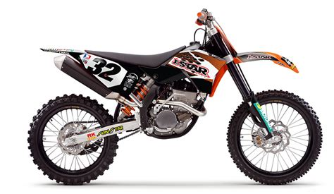 2010 Ktm Graphics 2007 2010 Ktm Sx Sxf J Dirt Bike Graphics Kit
