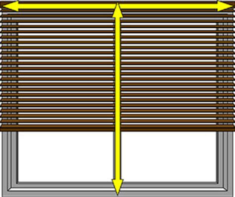 how do you measure window blinds how to measure windows for blinds
