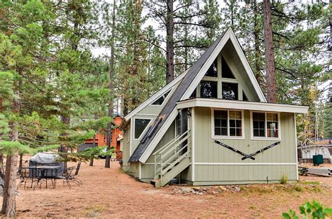 build an a frame house cozy 3br a frame cabin in south lake tahoe vrbo