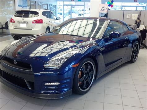 nissan gtr black edition blue 2013 nissan gt r black edition blue for sale 2009gtr com