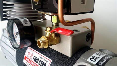 star fd  direct mount oil  dc air compressor