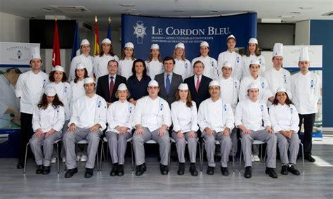 escuela de cocina cordon bleu madrid le cordon bleu abre sus puertas en madrid