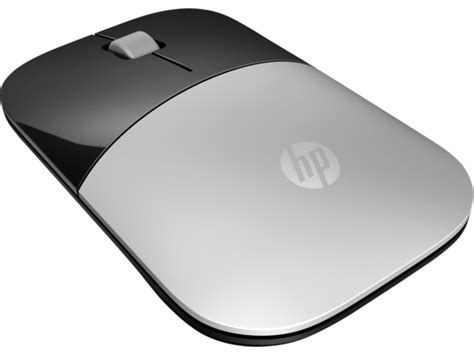 Mouse Wireless Merk Hp hp z3700 silver wireless mouse x7q44aa abl hp 174 store