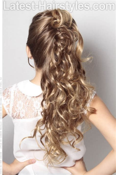 Hairstyles For Hair For Teenagers For Weddings by Wedding Hair Styles For