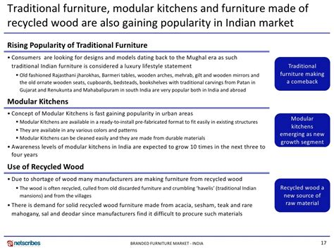 market research report modular kitchen market in india 2010 market research india branded furniture market in india 2009