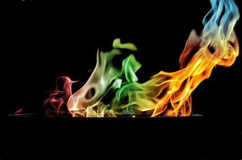 how to make colored flames how to make different colored flames in a