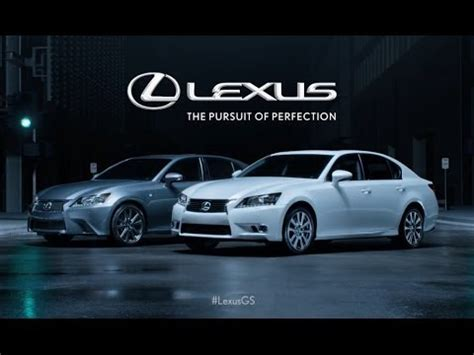 lexus ads lexus mocking german rivals in gs 350 ad autoevolution