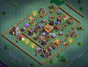 Builder Designs Top 12 Best Builder Hall Bh6 Bases Anti 1 Star Layouts