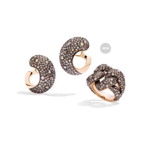 gioielli pomellato pomellato gioielli i nuovi anelli 2013 lussuosissimo