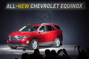 Chevrolet Equinox Diesel 2018 Chevy Equinox Diesel Launches After Gas Gm Authority
