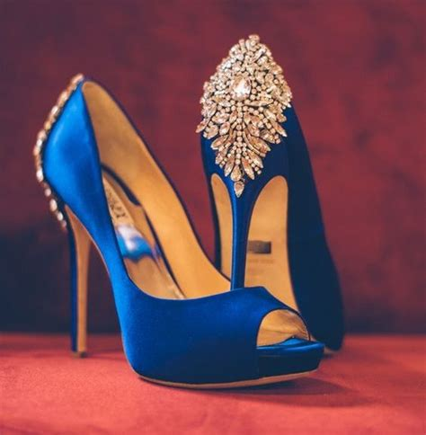 Blue Wedding Shoes by Best 25 Blue Bridal Shoes Ideas On Gold