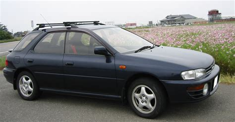 books about how cars work 1995 subaru impreza parking system file 1995 subaru impreza sportswagon jpg wikimedia commons