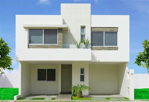 Simple House Floor Plans fotos e im 225 genes de fachadas de casas minimalistas o