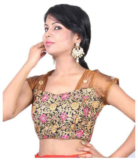 Kara Blouse kara multicolour cotton stitched blouse buy kara